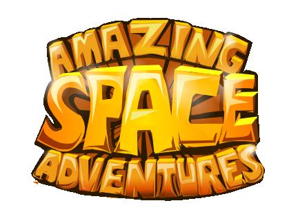 Amazing Space Adventures Logo
