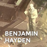 Benjamin-Hayden