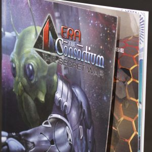 Consortium Secret War Paperback