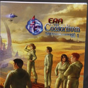 Consortium Time Travel 1 Paperback