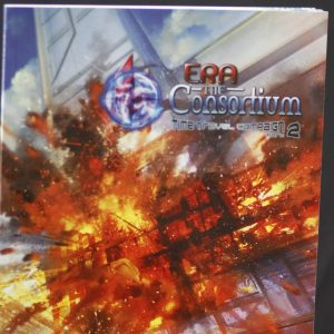 Consortium Time Travel 2 Paperback