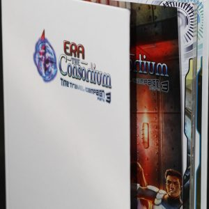 Consortium Time Travel 3 Hardback