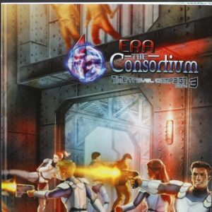Consortium Time Travel 3 Paperback