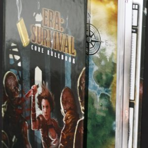 Survival Core Rulebook Hardback