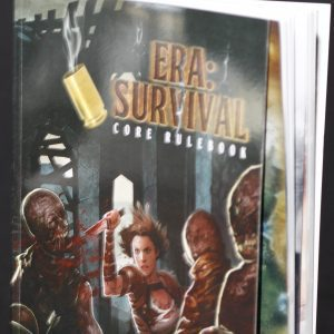 Survival Core Rulebook Paperback