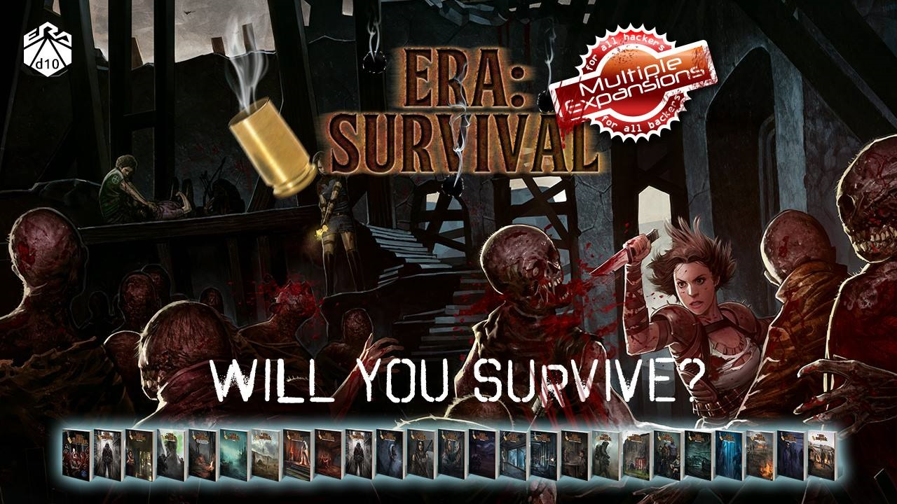 [Shades of Vengeance] Era: Survival Kickstarter
