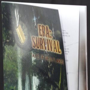 Survival Tales From The Outlands Paperback