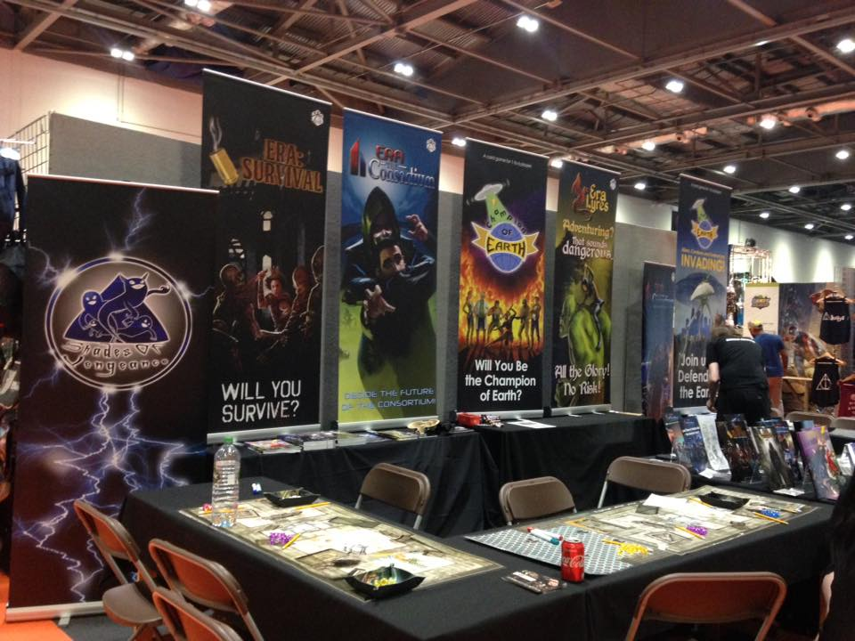 Shades of vengeance at mcm october 2017 london stand for What does mcm the designer stand for
